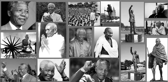 Mahatma Mandela: Gandhiji inspired Madiba in his struggle against oppression