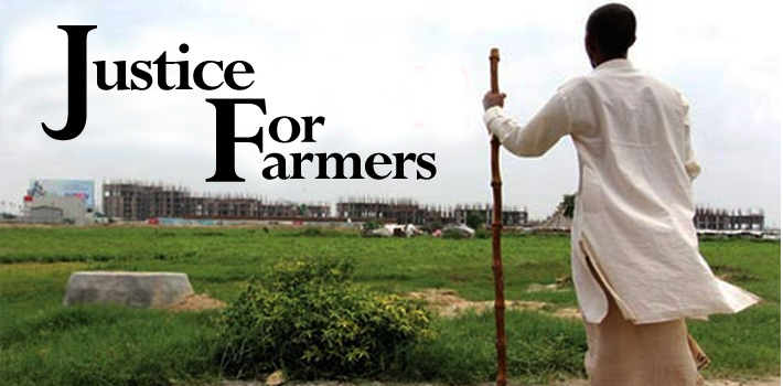 Justice For Farmers: New Land Acquisition Law Comes Into Force