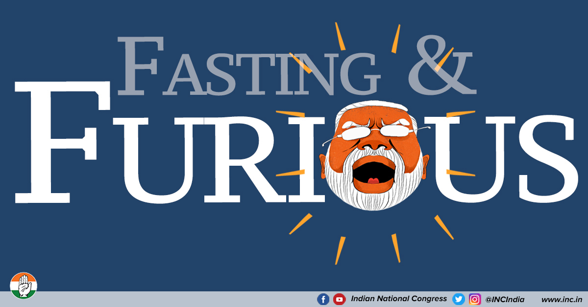Fasting & furious