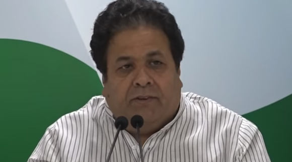 Press briefing by rajeev shukla