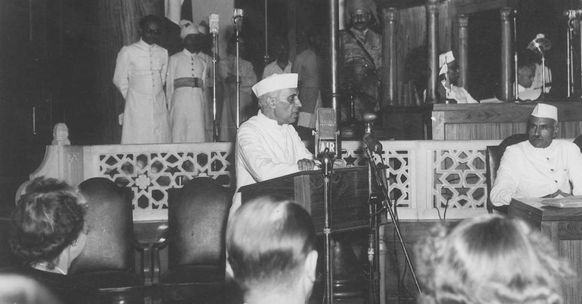 Indian Independence in Photographs