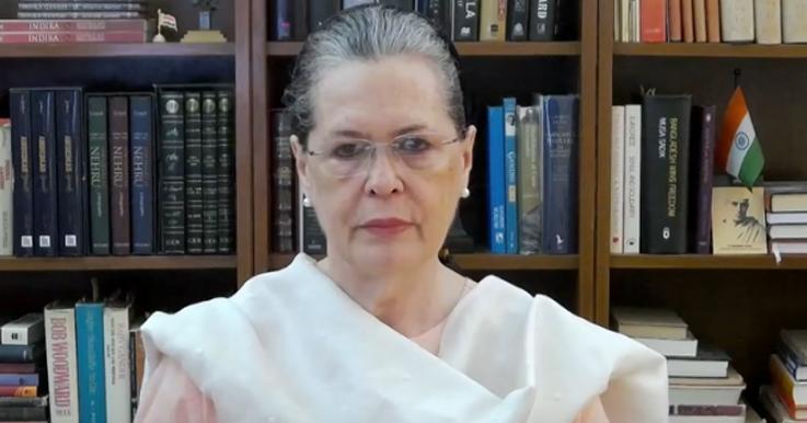 Soniaji speech saf return workers