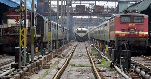 Rail budget sandesh