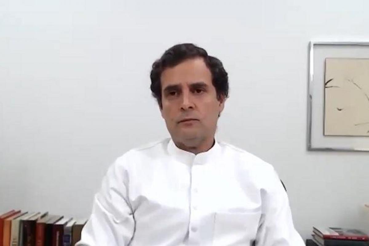 Rahul gandhi twitter 1