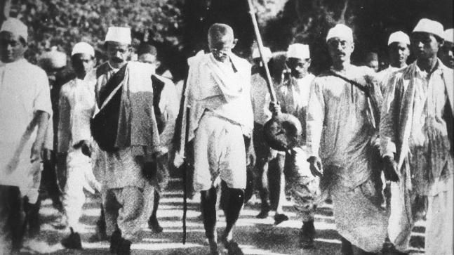Description: Dandi march: date, history facts. All you need to know