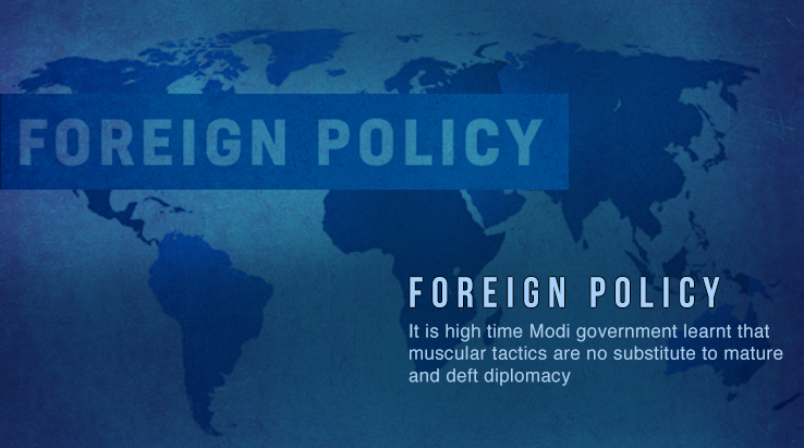 Neighbourhood Lost, Foreign Policy Failures, International Diplomacy, Narendra Modi