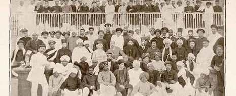 First Session of the Congress, Gokuldas Tejpal Sanskrit College, Bombay